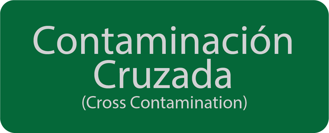 Spanish Cross Contamination badge
