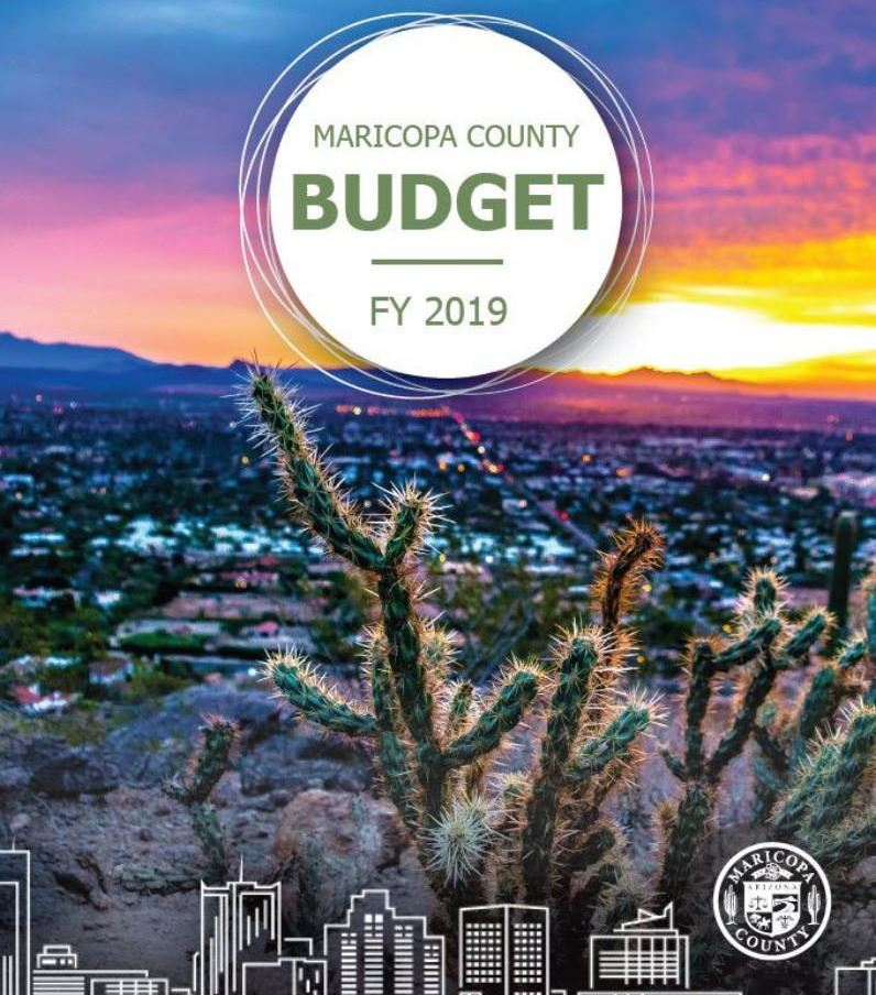 FY 2019 Maricopa County and Districts Budget