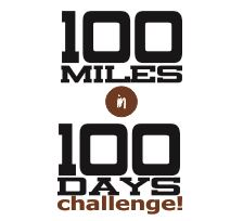 100 Miles in 100 Days Challenge